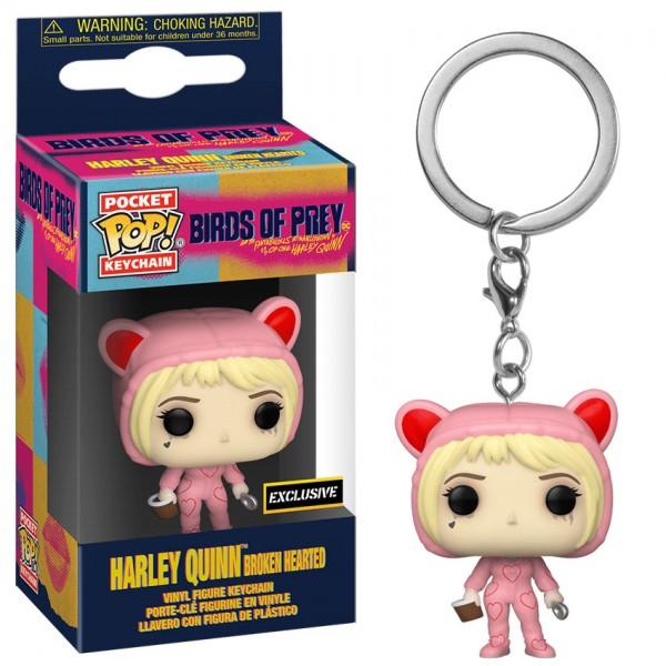 Брелок Funko Pocket POP! Keychain: Birds of Prey: Broken Hearted (Эксклюзив)