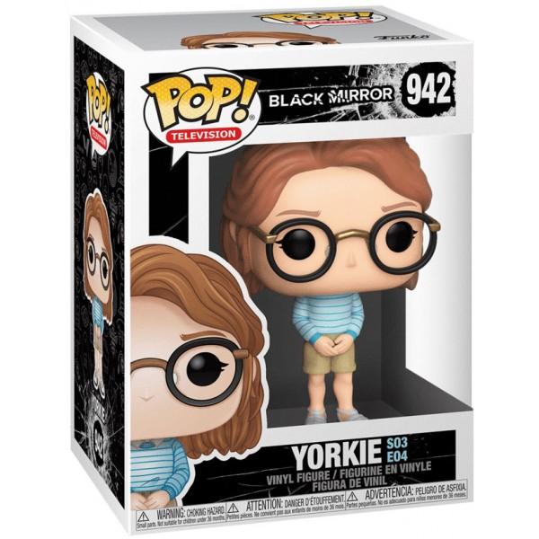 Фигурка Funko POP! Vinyl: Чёрное зеркало: Йорки (Yorkie)