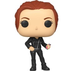 Фигурка Funko POP! Bobble: Marvel: Black Widow: Natasha Romanoff