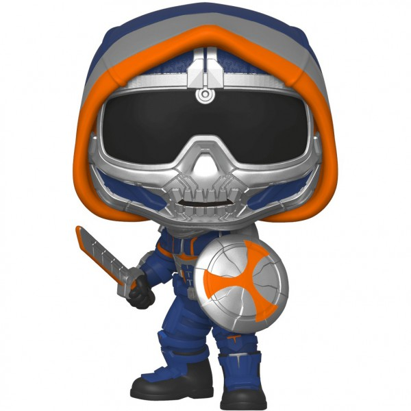 Фигурка Funko POP! Bobble: Marvel: Black Widow: Taskmaster with Shield