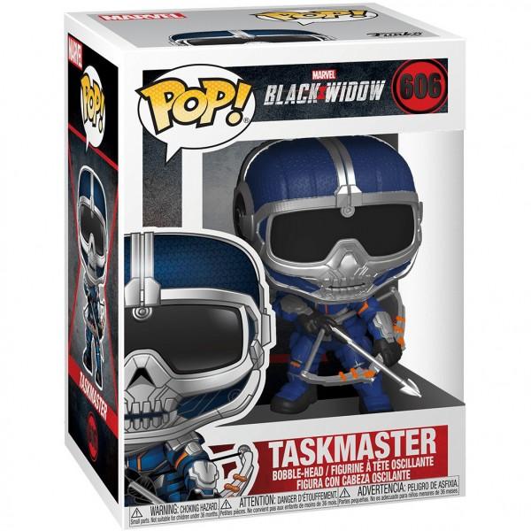 Фигурка Funko POP! Bobble: Marvel: Black Widow: Taskmaster with Bow