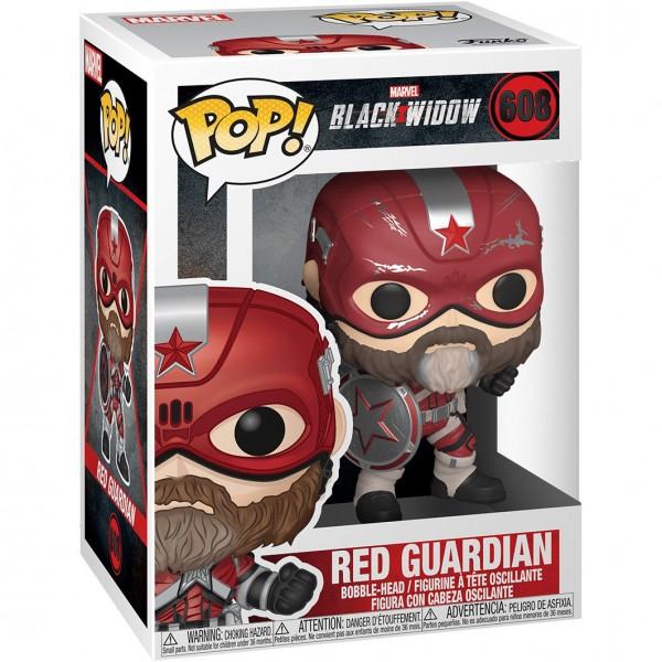 Фигурка Funko POP! Bobble: Marvel: Black Widow: Red Guardian