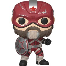 Фигурка Funko POP! Bobble: Marvel: Black Widow: Red Guardian
