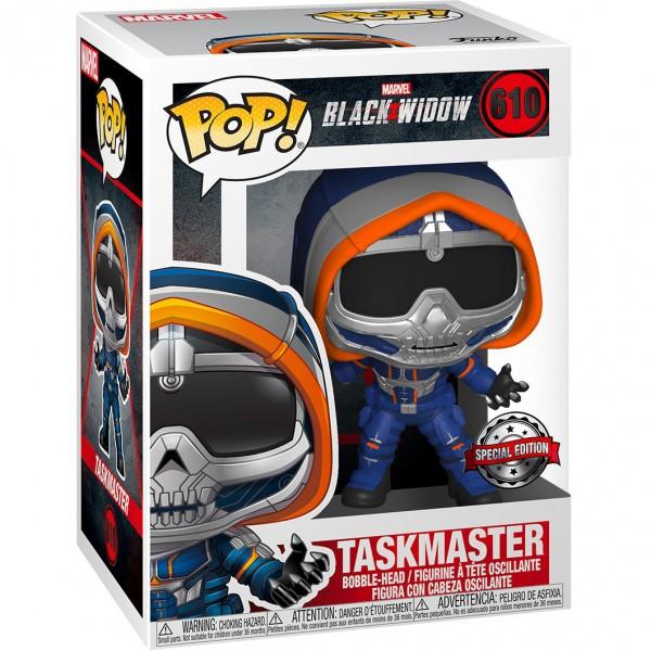 Фигурка Funko POP! Bobble: Marvel: Black Widow: Taskmaster with Claws (Эксклюзив)