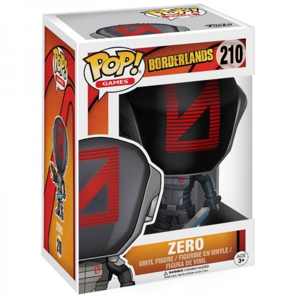 Фигурка Funko POP! Vinyl: Games: Borderlands: Zero 14322