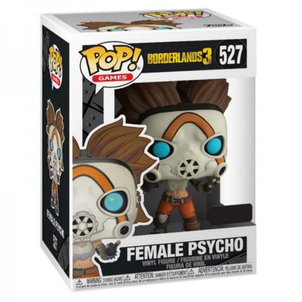 Фигурка Funko POP! Vinyl: Games: Borderlands 3: Female Psycho (Exc) 44212
