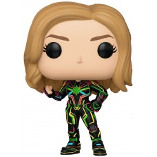 Фигурка Funko POP! Bobble: Marvel: Captain Marvel with Neon Suit