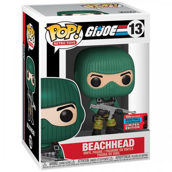 Фигурка Funko POP NYCC Exc: G.I. Joe: Beach Head (Exc)