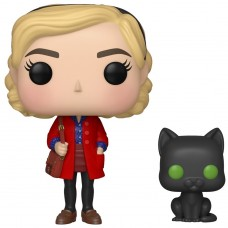 Фигурка Funko POP! Vinyl: Chilling Adventures: Sabrina Spellman with Salem