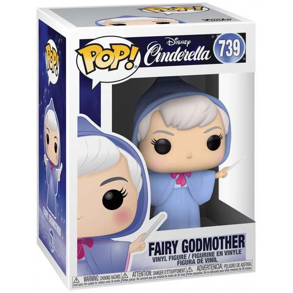 Фигурка Funko POP! Vinyl: Disney: Cinderella - Fairy Godmother