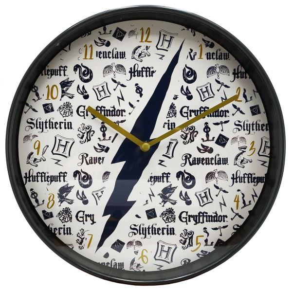 Настенные часы Harry Potter (Infographic)