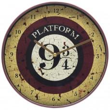 Настенные часы Harry Potter (Platform 9 3/4)