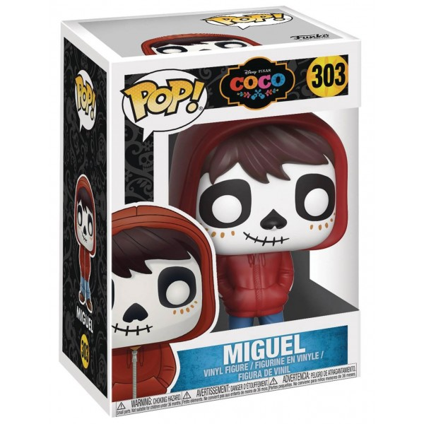 Фигурка Funko POP! Vinyl: Disney: Coco: Miguel (Эксклюзив)