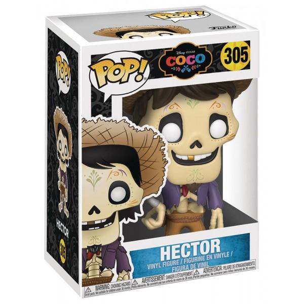 Фигурка Funko POP! Vinyl: Disney: Coco: Hector (Эксклюзив)