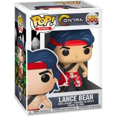 Фигурка Funko POP! Vinyl: Games: Contra: Lance Bean