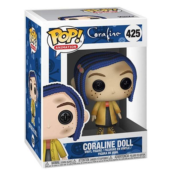 Фигурка Funko POP! Vinyl: Coraline: Coraline as a Doll
