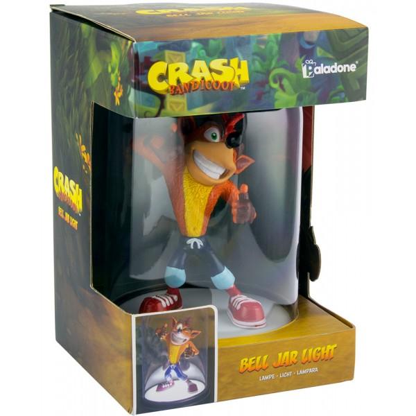 Светильник Crash Bandicoot Bell Jar Light V2