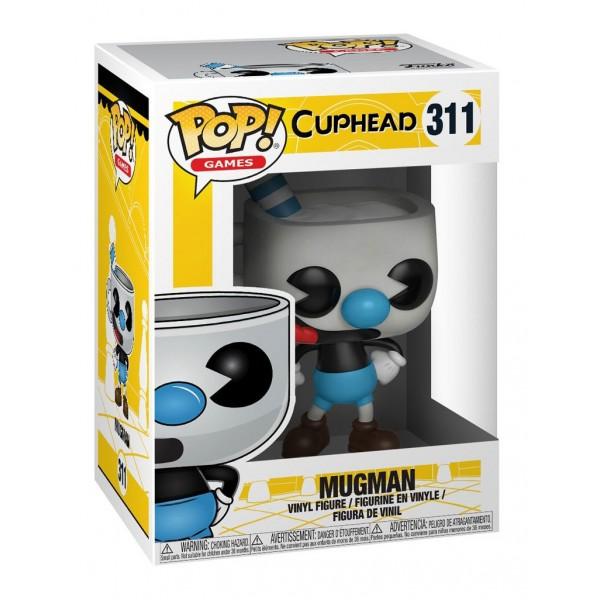 Фигурка Funko POP!  Cuphead: Mugman
