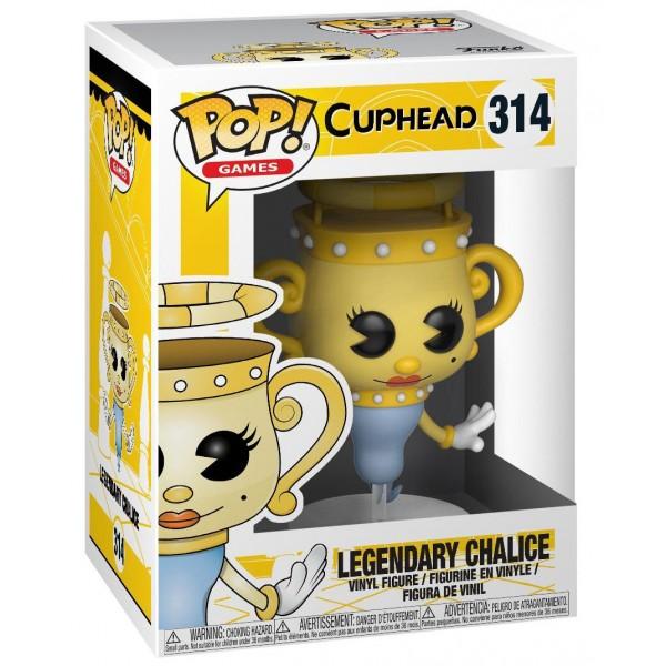 Фигурка Funko POP! Vinyl: Games: Cuphead: Legendary Chalice