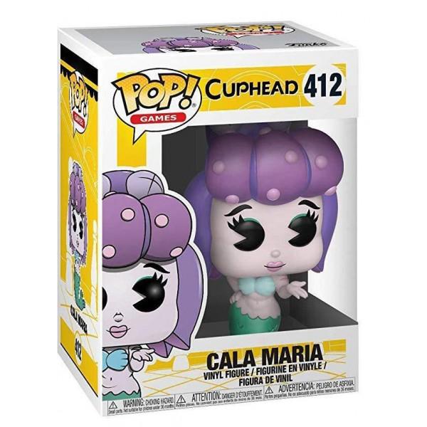 Фигурка Funko POP! Vinyl: Games: Cuphead: Cala Maria