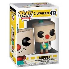 Фигурка Funko POP! Vinyl: Games: Cuphead: Cuppet