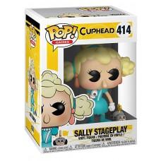 Фигурка Funko POP! Vinyl: Games: Cuphead: Sally & Wind Up Mouse