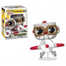 Фигурка Funko POP! Vinyl: Games: Cuphead: Cuphead in Aeroplane