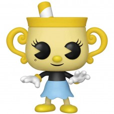 Фигурка Funko POP! Vinyl: Games: Cuphead: Ms. Chalice