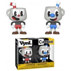Фигурка Funko VYNL: Cuphead: Cuphead & Mugman 2PK