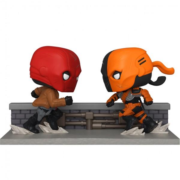 Фигурка Funko POP! Moment: DC: Red Hood vs Deathstroke (Эксклюзив)