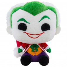 Мягкая игрушка Funko Plush: DC Holiday: Santa Joker