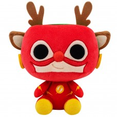 Мягкая игрушка Funko Plush: DC Holiday: Rudolph Flash