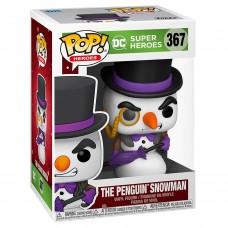 Фигурка Funko POP! Vinyl: DC: Penguin Snowman (Exc)