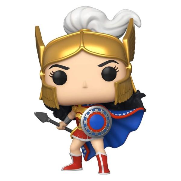 Фигурка Funko POP! DC: Wonder Woman (Challenge Of The Gods)