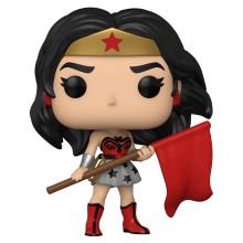 Фигурка Funko POP! DC: Wonder Woman (Superman Red Son)