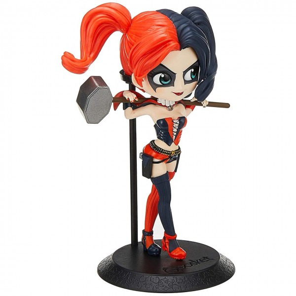 Фигурка Q Posket DC Comics: Harley Quinn (Normal color)