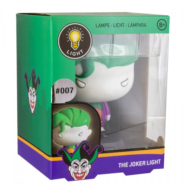 Светильник DC The Joker 3D Character Light