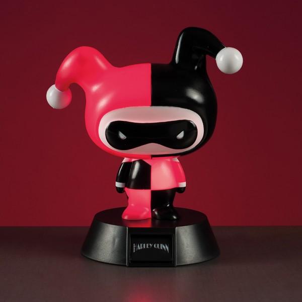 Светильник DC Harley Quinn 3D Character Light