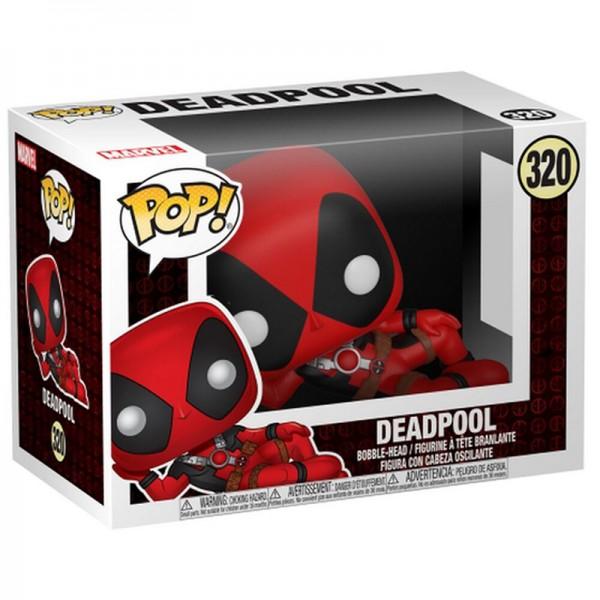 Фигурка Funko POP! Bobble: Marvel: Deadpool