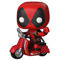 Фигурка Funko POP! Rides: Deadpool on Scooter
