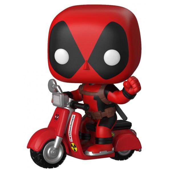 Фигурка Funko POP! Rides: Deadpool on Scooter