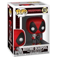 Фигурка Funko POP! Bobble: Marvel: Bedtime Deadpool