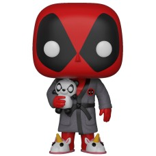 Фигурка Funko POP! Bobble: Marvel: Bedtime Deadpool