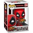 Фигурка Funko POP! Bobble: Marvel: Holiday: Deadpool