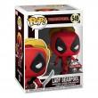 Фигурка Funko POP! Bobble: Marvel: Marvel 80th: Lady Deadpool (Эксклюзив)