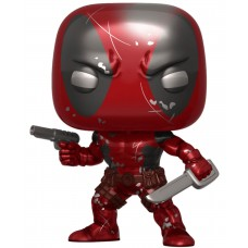 Фигурка Funko POP! Bobble: Marvel: 80th: First Appearance Deadpool (MT) (Эксклюзив)