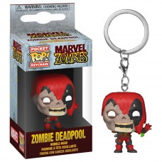 Брелок Funko Pocket POP! Marvel: Zombie Deadpool