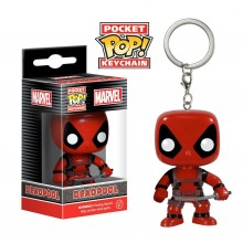 Брелок Funko Pocket POP! Keychain: Marvel: Deadpool