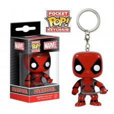 Брелок Funko Pocket POP! Keychain: Marvel: Deadpool