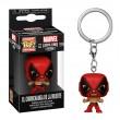 Брелок Funko Pocket POP! Marvel: El Chimichanga De La Muerte Deadpool